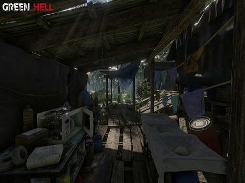 Green Hell Game Free Download