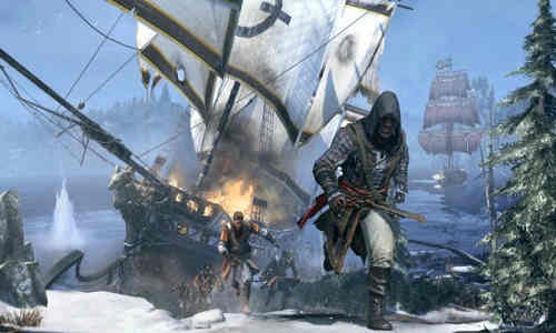 Assassins Creed 4 Black Flag Pc Game Free Download - Download PC