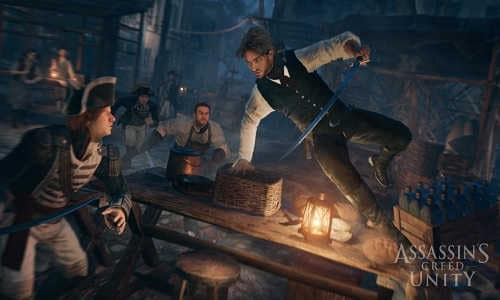 Assassins Creed Unity Game Free Download
