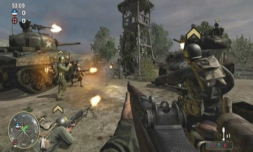 Call of Duty 1 Pc Game Free Download