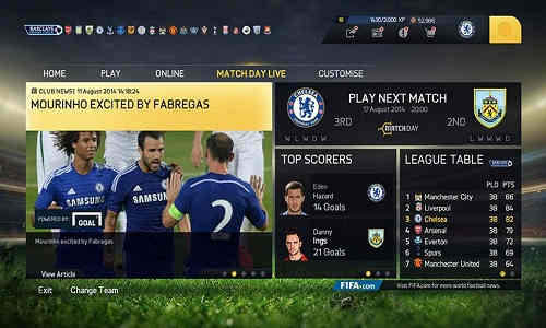 FIFA 15 PC Game With Crack Free Download