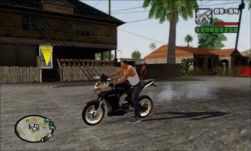 GTA San Andreas PC Game Full Version Free Download