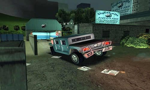 GTA 3 Game Free Download