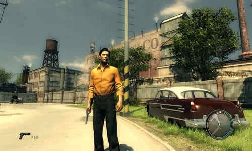 Mafia 2 PC Game Full Version Free Download