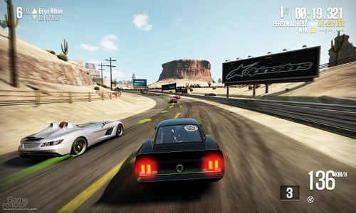 Need for Speed Shift 2 Unleashed PC Game Free Download