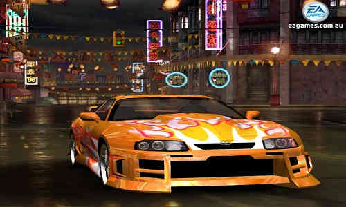 Need for Speed Underground Pc Game Free Download