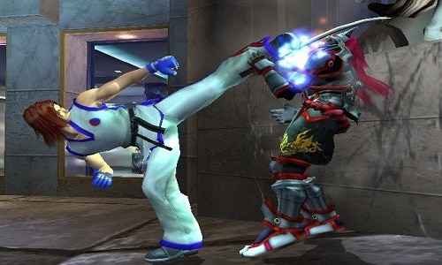 Tekken 4 Game Free Download