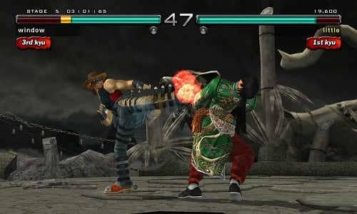 Tekken 5 Game Free Download