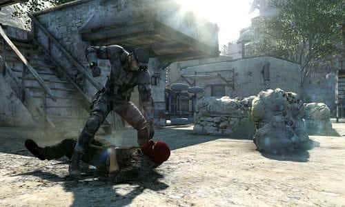 Tom Clancy's Splinter Cell Blacklist Pc Game Free Download