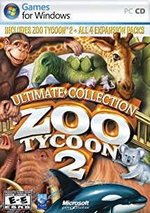 ZOO Tycoon 2 PC Game Ultimate Animal Collection Pc Game Free