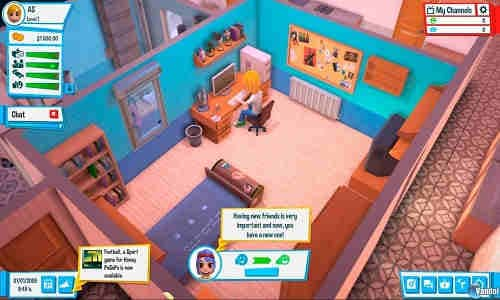 Youtubers Life Game Free Download