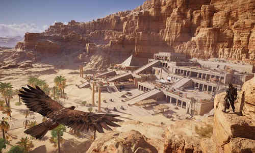 Assassins Creed Origins The Curse of Pharaohs PC Game Free Download