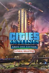 Cities Skylines Natural Disasters Game Free Download