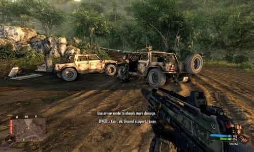 Crysis Warhead PC Game Free Download