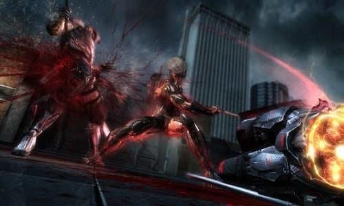 Metal Gear Rising Revengeance PC Game Free Download