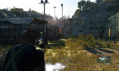 Metal Gear Solid V Ground Zeroes PC Game Free Download