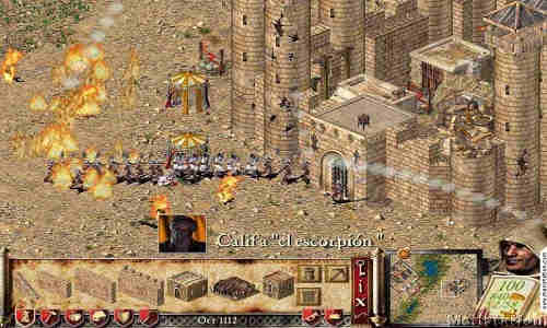 Stronghold Crusader PC Game Free Download