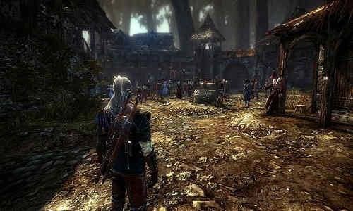 The Witcher 2 Assassins of Kings PC Game Free Download