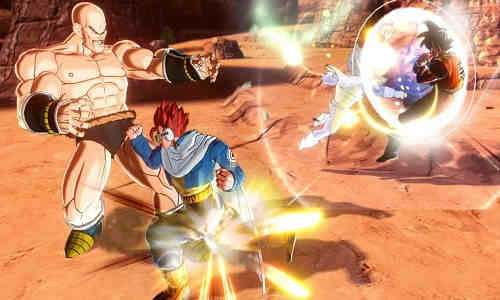 dragon ball z xenoverse game download for ppsspp