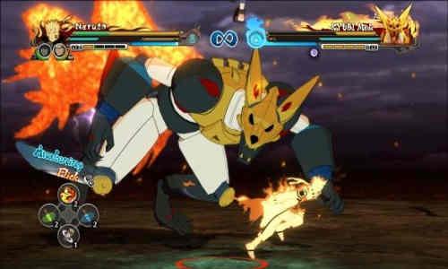 Naruto SHIPPUDEN Ultimate Ninja Storm Revolution PC Game Free Download