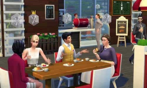 The Sims 4 Get Together PC Game Free Download