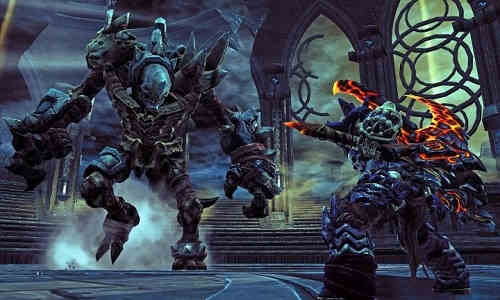 Darksiders 2 PC Game Free Download