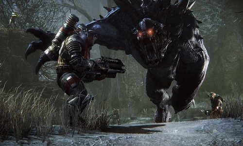 Evolve Pc Game Free Download