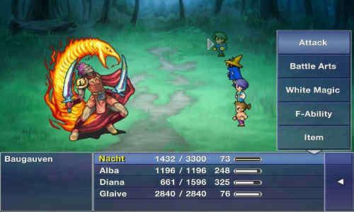 Final Fantasy V PC Game Free Download
