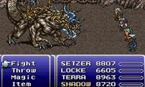 Final Fantasy VI PC Game Free Download