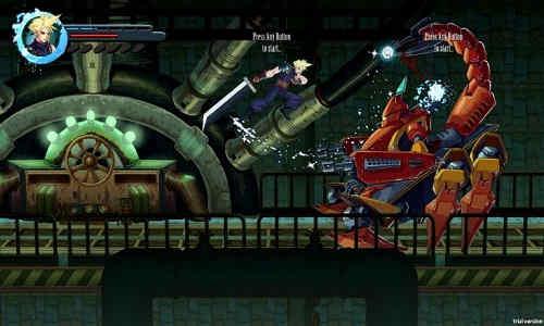 Final Fantasy VII PC Game Free Download