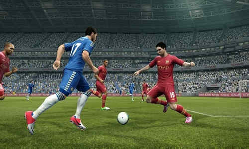 Pro Evolution Soccer 2013 PC Game Free Download