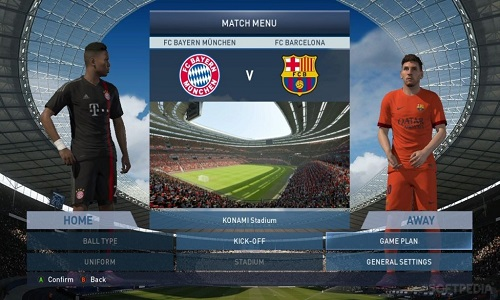 Pro Evolution Soccer 2015 PC Game Free Download