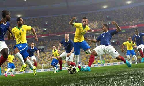 Pro Evolution Soccer 2016 Game Free Download