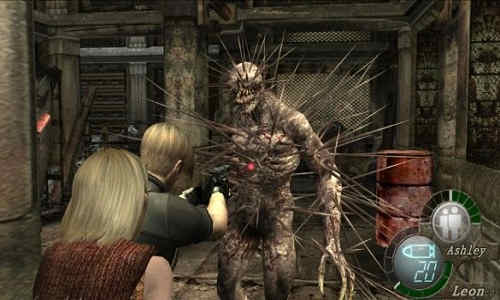 Resident Evil 4 Ultra HD Edition PC Game Free Download