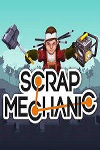Scrap Mechanic PC Game Free Download