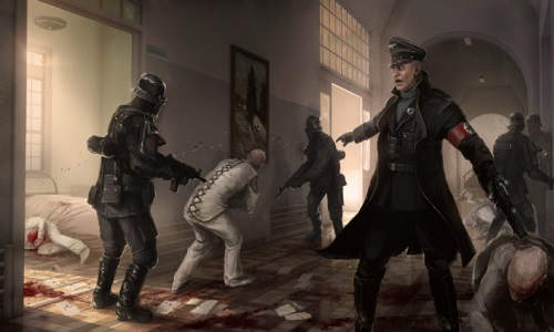 Wolfenstein The Old Blood Pc Game Free Download