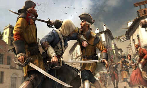 Assassin's Creed IV Black Flag All DLCs Pc Game Free Download