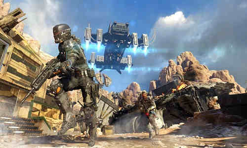 Call OF Duty Black Ops III Eclipse Dlc Pc Game Free Download