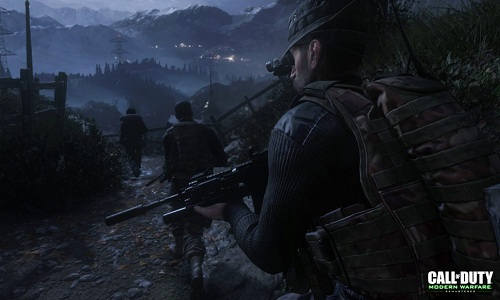 Call Of Duty Modern Warfare Remastered Pc Game Free Download