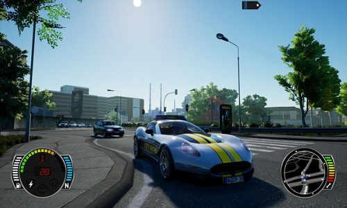 City Patrol Police Free Download