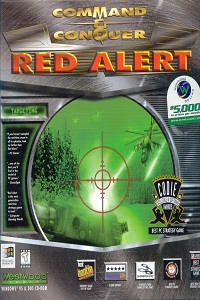 Command and Conquer Red Alert 1 Pc Game Free Download