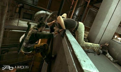 Tom Clancy's Splinter Cell Conviction PC Game Download