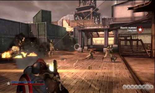 Captain America Super Soldier Pc Game Free Download