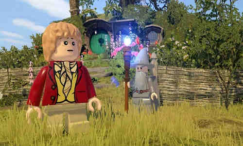 Lego The Hobbit PC Game Free Download