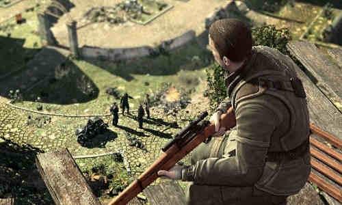 Sniper Elite V2 Pc Game Free Download