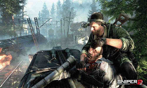 Sniper ghost warrior 2 Pc Game Free Download
