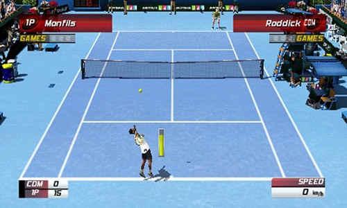 Virtua Tennis 3 PC Game Free Download