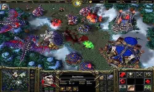 Warcraft III Reign of Chaos Pc Game Free Download