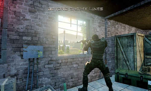 Beyond Enemy Lines Pc Game Free Download