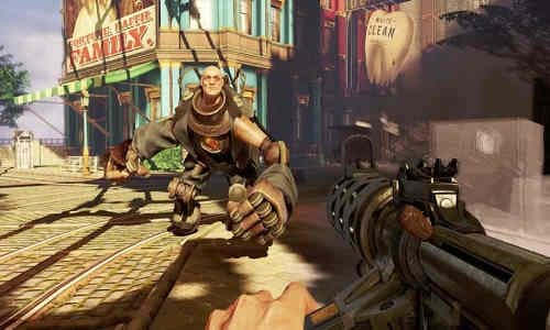 Bioshock Infinite Pc Game Free Download